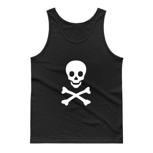 Totenkopf Pirat 2 Kinder Pulli Tank Top