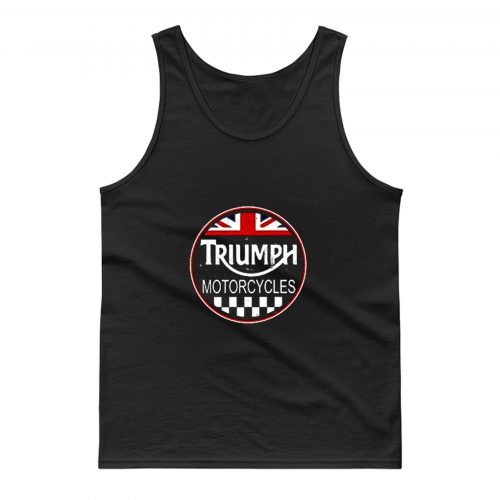 Triumph Motorcycle Tank Top