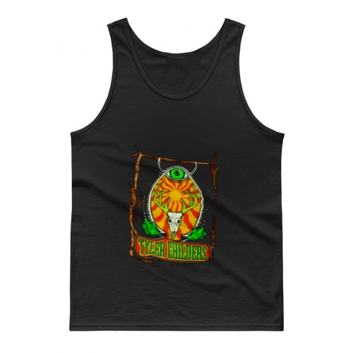 Tyler Childer Country Squire Bottles and Bibles Purgatory Tank Top