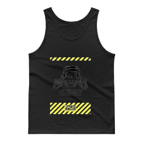Use Hearing Protection Tank Top