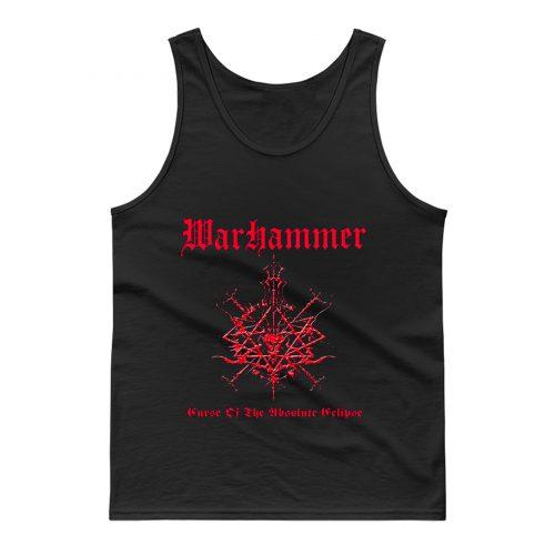Warhammer Curse of the Absolute Eclipse Tank Top