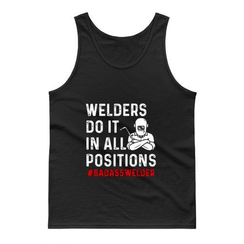 Welder Do It All Positions Tank Top