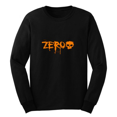 Zero Skull Long Sleeve