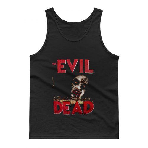 the evil dead zombie horror tanz der teufel Tank Top