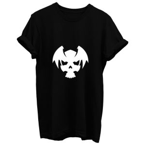 Winged Skull T Shirt