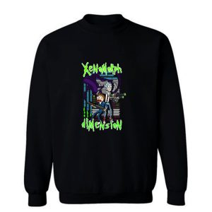 Xenomorph Dimension Sweatshirt