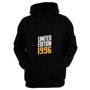 Year Of Birth Birthday Limited Edition 1996 Hoodie