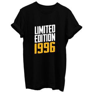 Year Of Birth Birthday Limited Edition 1996 T Shirt