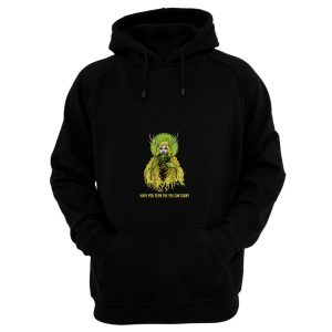 Yellow Sign Hoodie