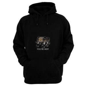 You Re Next Funny Funeral Dance Hoodie