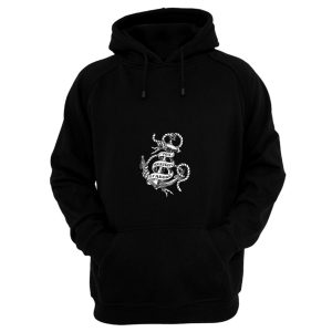 You Scratched My Anchor Hoodie