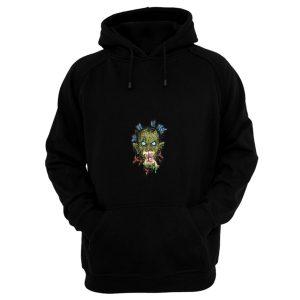 Zombie Head Hoodie