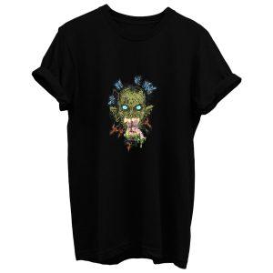 Zombie Head T Shirt