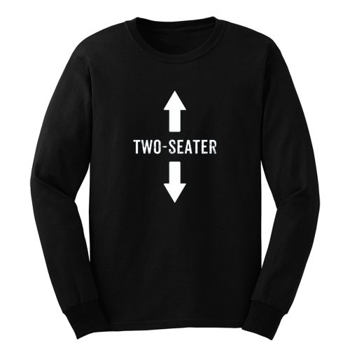 2 Two Seater Long Sleeve