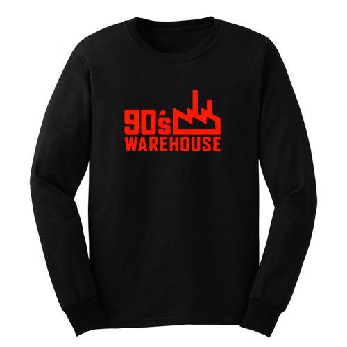90s Warehouse Long Sleeve