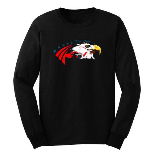 American Bald Eagle Long Sleeve