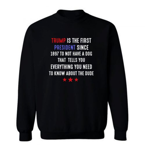 Anti Trump Election 2020 Sweatshirt