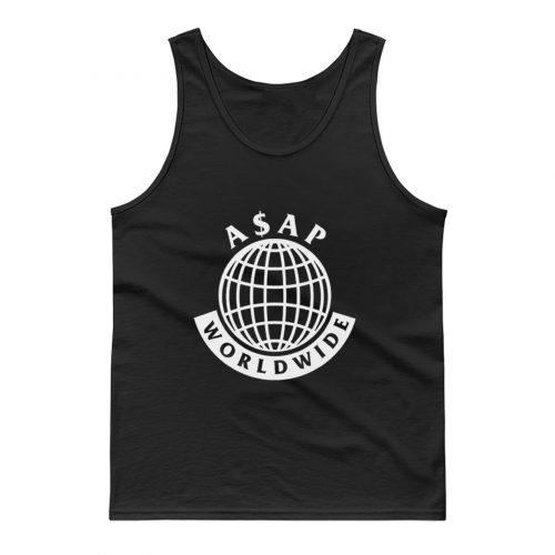 Asap Worldwide Tank Top