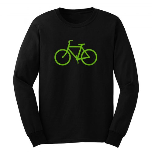 Bike Route Long Sleeve