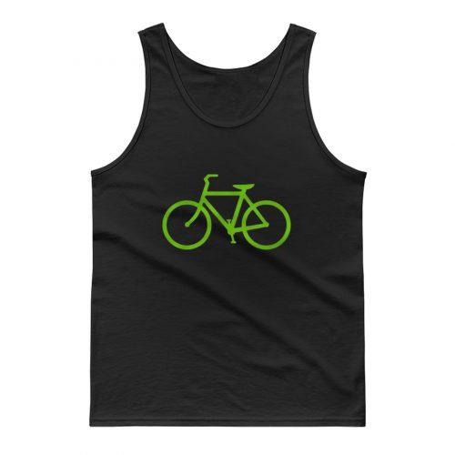 Bike Route Tank Top