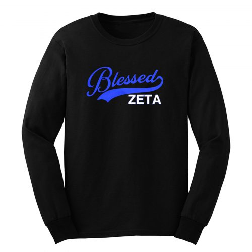 Blessed Zeta Long Sleeve