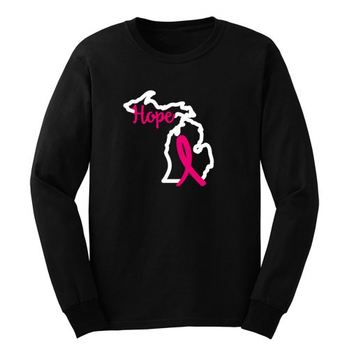 Breast Cancer Awareness Long Sleeve