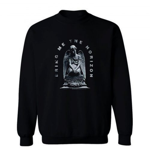 Bring Me The Horizon Black Sweatshirt