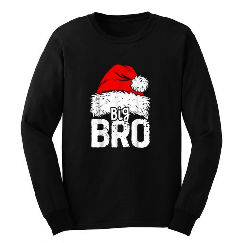 Brother Big Christmas Santa Long Sleeve