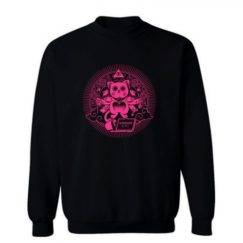 Cat God Original Sweatshirt