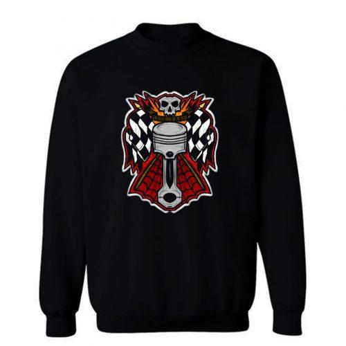 Classic Skull Sweatshirt