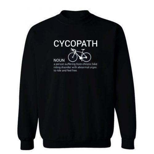 Cycopath Cycling Sweatshirt