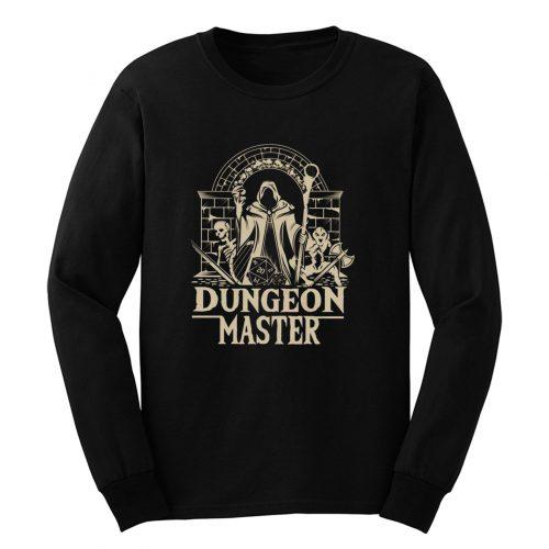 D D Dungeon Master Long Sleeve