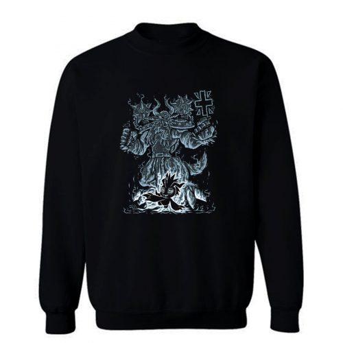 Digital Reliability Within Sweatshirt