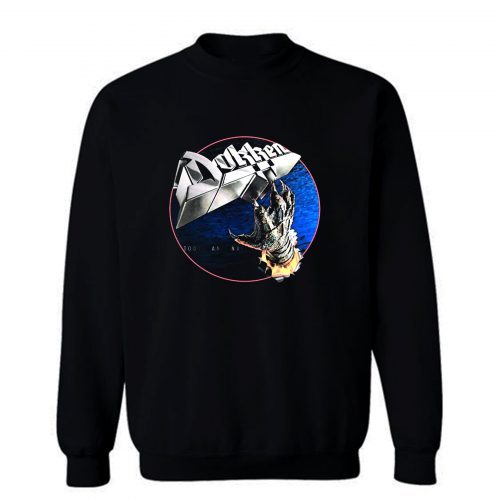 Dokken Tooth And Nail Sweatshirt