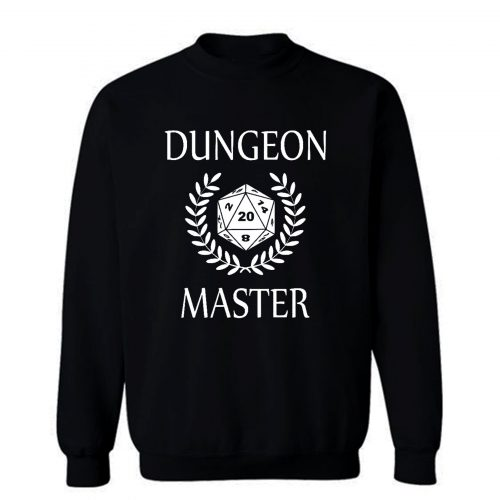 Dungeons And Dragons Master Sweatshirt