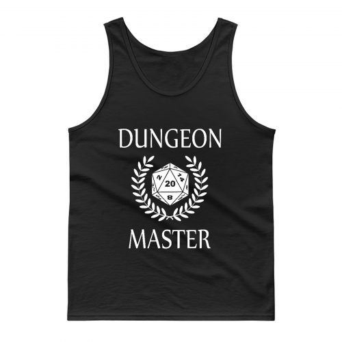 Dungeons And Dragons Master Tank Top