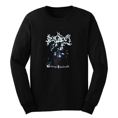 Dying Fetus Grotesque Impalement Death Metal Long Sleeve