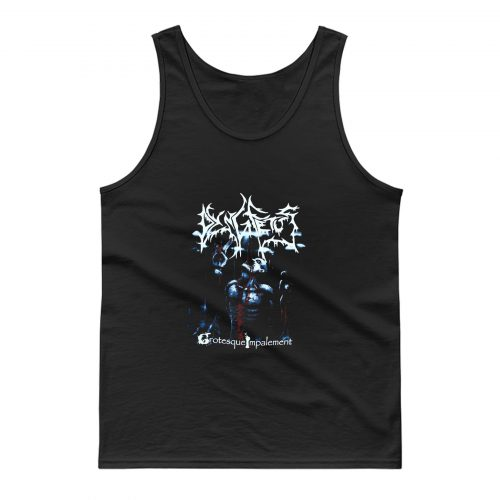 Dying Fetus Grotesque Impalement Death Metal Tank Top
