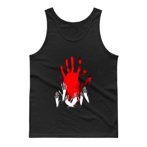 Elfen Lied Bloody Hand Tank Top