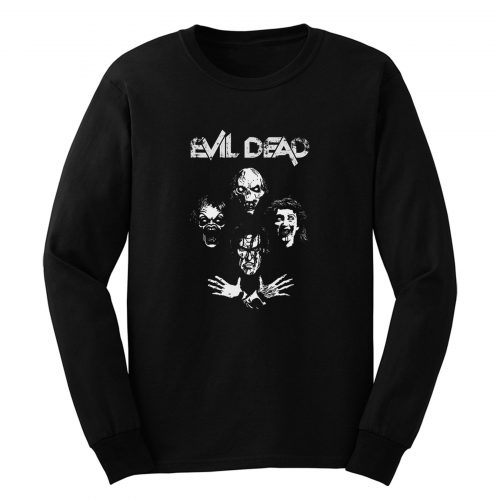 Evil Dead Black Long Sleeve