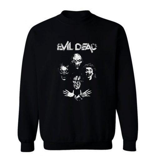 Evil Dead Black Sweatshirt