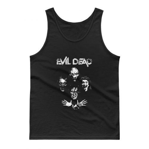 Evil Dead Black Tank Top