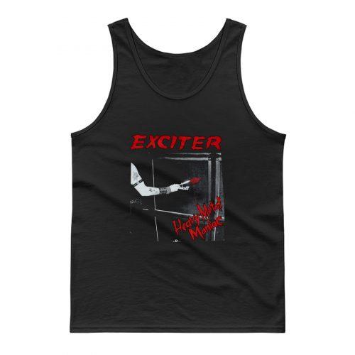 Exciter Heavy Metal Maniac Tank Top