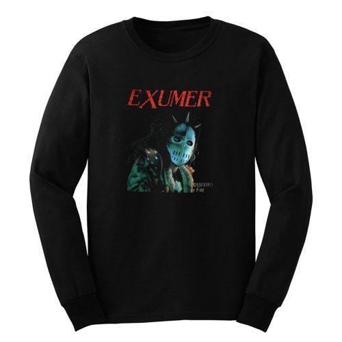 Exumer Possessed By Fire86 Long Sleeve