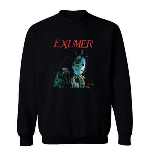 Exumer Possessed By Fire86 Sweatshirt