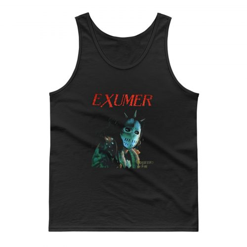 Exumer Possessed By Fire86 Tank Top