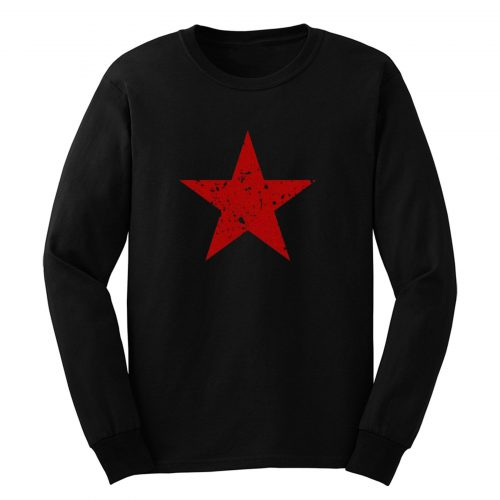 Five Point Star Long Sleeve