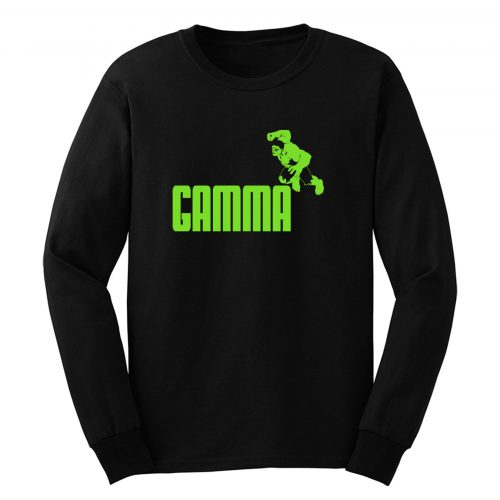 Gamma Green Long Sleeve