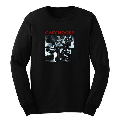 Gary Moore Still Got The Blues Long Sleeve