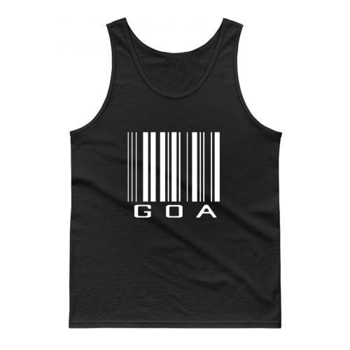 Goa Barcode Tank Top